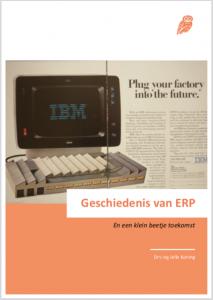 Geschiedenis van ERP